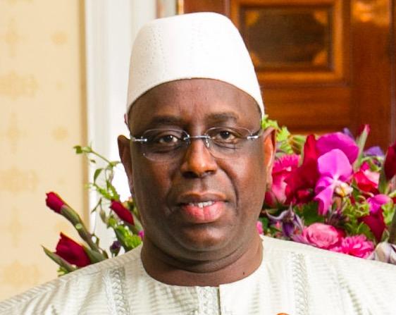 President du Senegal